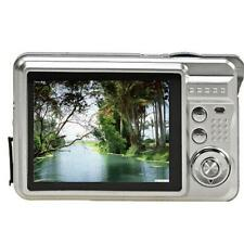 18 Mega Pixels CMOS 2.7 inch TFT LCD Screen HD 720P Digital Camera EU Silver
