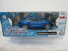 Maisto 1/18 133948 Mercedes-Benz SL 55 AMG  siehe Foto WS7558