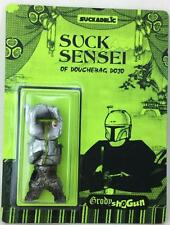SUCK SENSEI OF DOUCHEBAG DOJO ACTION FIGURE SUCKADELIC SUCKLORD GRODY SHOGUN