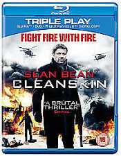 Cleanskin (Blu-ray0 TRIPLE PLAY-BRAND NEW AND SEALED