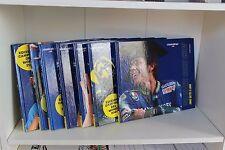 serie completa VALENTINO ROSSI SHOW Gazzetta dello Sport 7 VOLUMI