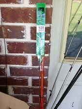 B And M West Point Mississippi Rigged Jointed 10 Foot Bamboo Fishing Pole Sealed