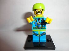 LEGO SKYDIVER #6 Scared Jumper New Minifigure 71001 SERIES 10 mini fig lot