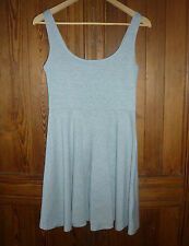 Sparkle and Fade (Urban Outfitters), size M (UK 10, 12); grey, skater dress