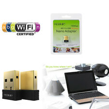 7601 2.4G 150Mbps Wireless WiFi USB Nano Dongle Adapter For IPTV TV Box WIN PC