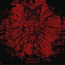 "Fervent Hate ""Roads Of Insanity"" CD [DEATH'N'ROLL FROM PERU, like Entombed]"