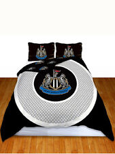 NEWCASTLE UNITED  FC FOOTBALL CLUB SOCCER SINGLE  bed QUILT DOONA COVER SET