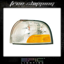 Fits 1999-02 MERCURY VILLAGER SIGNAL LIGHT/LAMP Driver Side Left Only