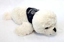 Seehund Robbe 26cm Beige FLAPSCH superweiches Plüschtier mit Halstuch MOIN MOIN