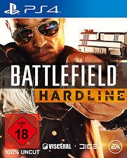 PS4 Battlefield Hardline Gebrauchtes PS4-Spiel