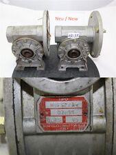 Bonfiglioli mvf62/a a vite senza fine I = 45 ingranaggi motore a ingranaggi gearbox