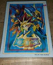 Yu Gi Oh! DUEL MONSTERS jigsaw puzzle 300 piece NEW Factory Sealed 26×38 CM