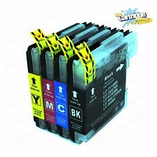 4 PK LC65 XL Ink for Brother MFC-5890CN MFC-5895CW MFC-6490CW MFC-6890CDW