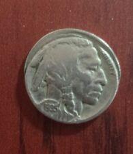 1935 Buffalo nickel error coin