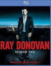 Ray Donovan: Second Season (Blu-ray Disc, 2015, 3-Disc Set)