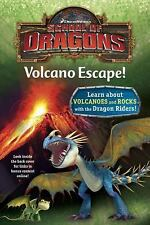 School of Dragons #1: Volcano Escape! DreamWorks Dragons A Stepping Stone Boo