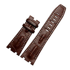 New Genuine Leather Watch Band Strap For AP Audemars Piguet