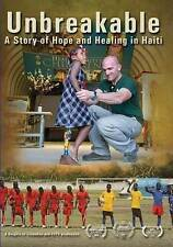 Unbreakable: A Story of Hope and Healing in Haiti  DVD NEW