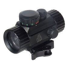 Leapers SCP-RG40CDQ UTG Red/Green Circle Dot Sight w/Integral QD Mount 3.8""