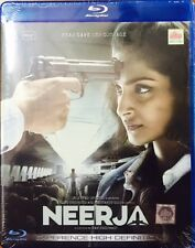 Neerja Bluray - 2015 Hindi Movie / Region Free / English Subtitle / Sonam Kapoor