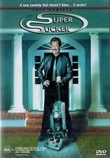 SUPER SUCKER, Door to Door Vacuum Cleaner Salesman. Jeff Daniels, Comedy NEW