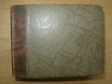 VINTAGE PHOTOGRAPH ALBUM FULL OF 52 IMAGES OF PRE WWII GERMANY & AUSTRIA