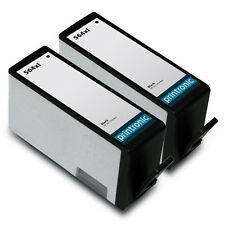 2 Pack HP 564XL Black Ink Cartridge CN684WN for HP Deskjet OfficeJet PhotoS