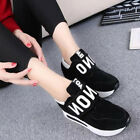 Sneakers Athletics Running Womens Shoes Velcro Breathable Lace up Casual Sports