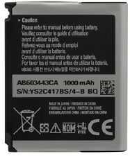 NEW OEM SAMSUNG Strive A687 Flight A797 AB603443CA Impression A877 T819 BATTERY