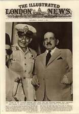 1952 Egypt Military Coup Neguib Mohammed Aly Maher Pasha Army Control