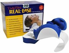 Neck + Shoulder Relaxer Spine Device Realignment Pain Relief Discs muscles nib