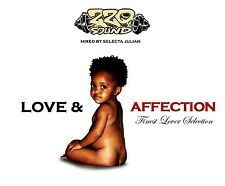 220 SOUND LOVE & AFFECTION  LOVERS ROCK MIX CD