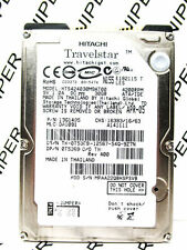"""Hitachi 30GB 4K40 HTS424030M9AT00 IDE 13G1495 2.5"""" Hard Drive WIPED & TESTED!"""