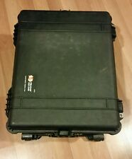 Pelican 1620 Transport Case - case with wheels