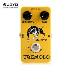 JOYO JF-09 Tremolo Guitar Effect Pedal True Bypass High Quality
