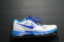 Nike Lunar Trainer TR1 Running Sneaker '12 Athletic Multi Blue White Men 12 Hip