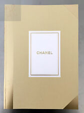 NEW CHANEL 2015 WATCH JEWELRY CATALOG COLLECTION BOOK RINGS COLLARS MADE FRANCE