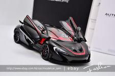 Autoart 1:18 McLaren P1 black