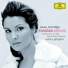 Anna Netrebko - Russian Album Valery Gergiev Orchestra of the Mariinsky Theatre