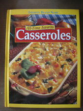Favorite Brand Name All-Time Favorite Casseroles (2002, Hardcover) -Nice Copy