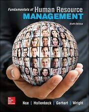 Fundamentals of Human Resource Management by John Hollenbeck, Barry Gerhart, Pat