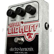 Electro-Harmonix Little Big Muff Pi Fuzz Distortion Guitar EHX Effects Pedal NEW