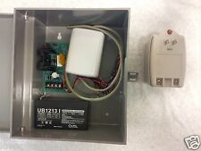 Takeover KIT BOX 2gig Take Power Supply Battery Alarm Wired to Wireless