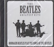 BORNAGEN BEATLES PLAY THE SONGS OF THE BEATLES - CD - (NEW & SEALED)
