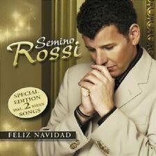 """SEMINO ROSSI """"FELIZ NAVIDAD (SPECIAL EDITION)"""" CD NEU"""