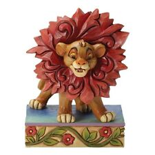 Disney Showcase Lion King Just Can't Wait To Be King Simba Figurine Ornament