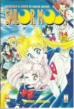 SAILOR MOON 14 STAR COMICS CON GIOCO ALL'INTERNO  !!!!!!