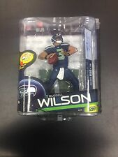 MCFARLANE NFL SERIES 33 RUSSELL WILSON AUTOGRAPH VARIANT 83/100 ACTION FIGURE