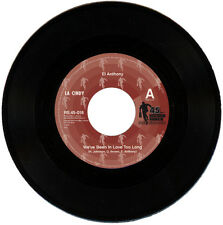 "EL ANTHONY  ""WE'VE BEEN IN LOVE TOO LONG""   NORTHERN SOUL    LISTEN!"