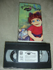 Pahappahooey Island Puppet VHS 1999 The Road to Adventure